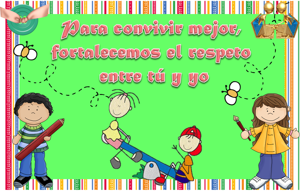 Blog Educativo 8 03 Divina Pastora 2014 El Respeto Y La Amistad